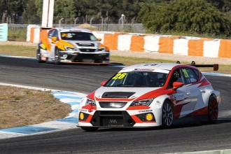 TCR Ibérico: A comfortable victory for Mora