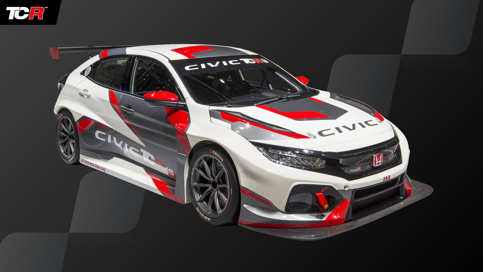 Honda Civic Type R FK7/FK8 TCR