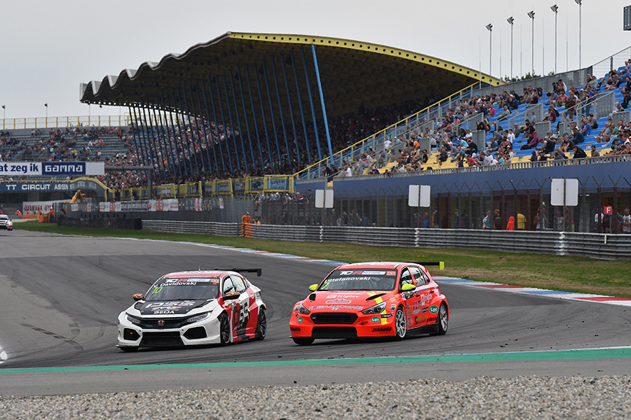 A TCR Eastern Europe Trophy to kick off in 2019