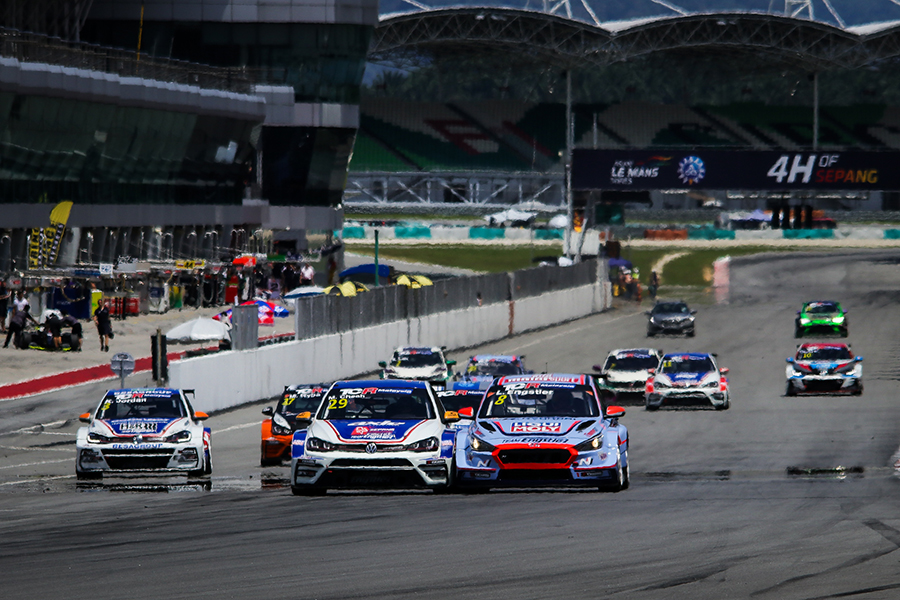 TCR Malaysia gets underway Saturday at Sepang