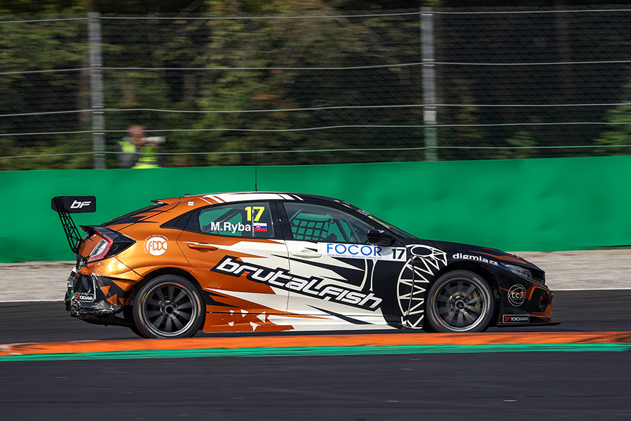 Brutal Fish Racing to field three Honda cars in TCR Europe