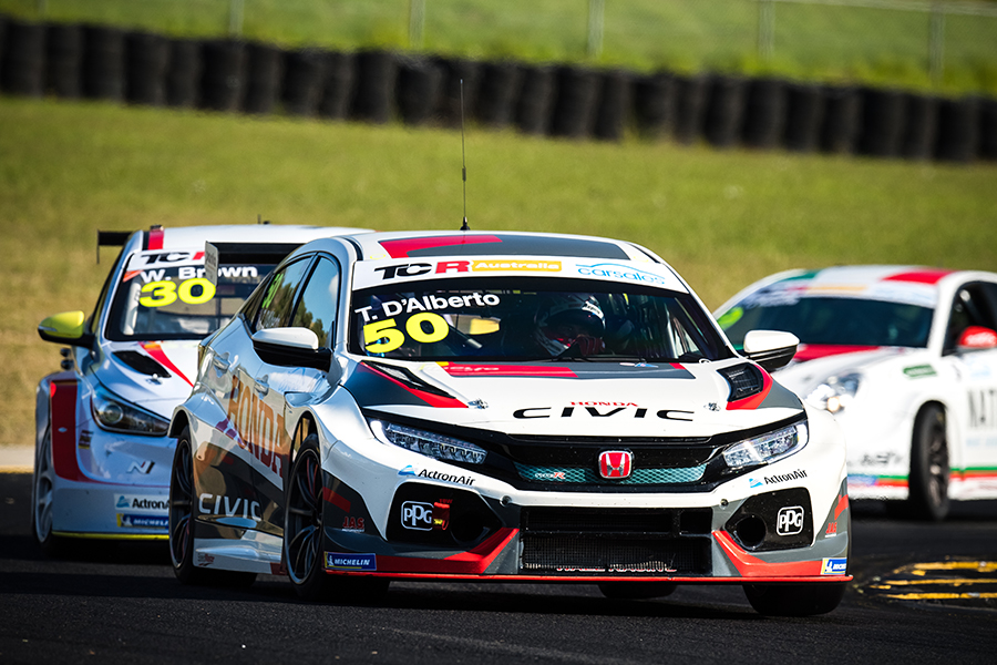 Tony D'Alberto returns with Wall Racing in TCR Australia