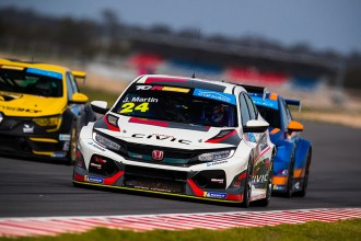Paul Ip and John Martin join Wall Racing for TCR Australia