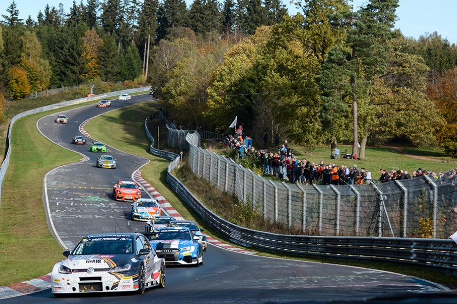 Free tyres for the Nürburgring Lanstrecken Series' TCR class