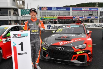 Shinohara to race again in the TCR Japan Championship