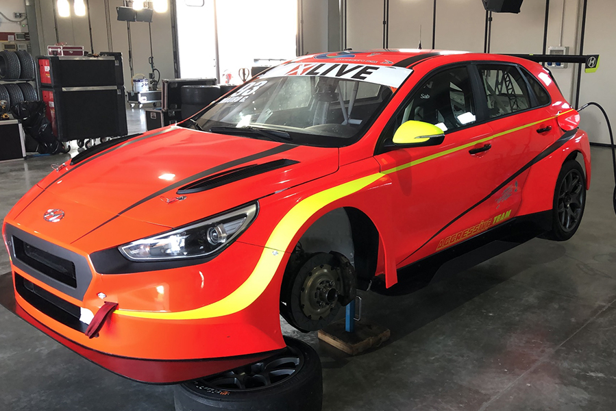 Mauro Guastamacchia to race in TCR Italy