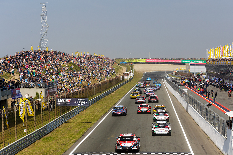 Zandvoort replaces COTA in the 24H Series' calendar
