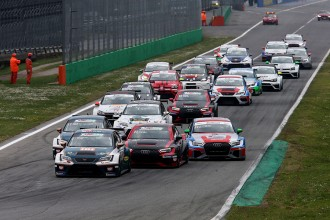 TCR DSG Europe's final calendar was unveiled