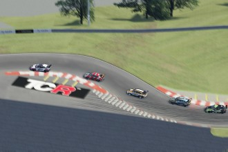 TCR Eastern Europe launches its own SIM Racing series