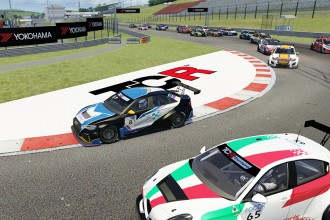 TCR Europe SIM Racing returns: LIVE at 19:00 today