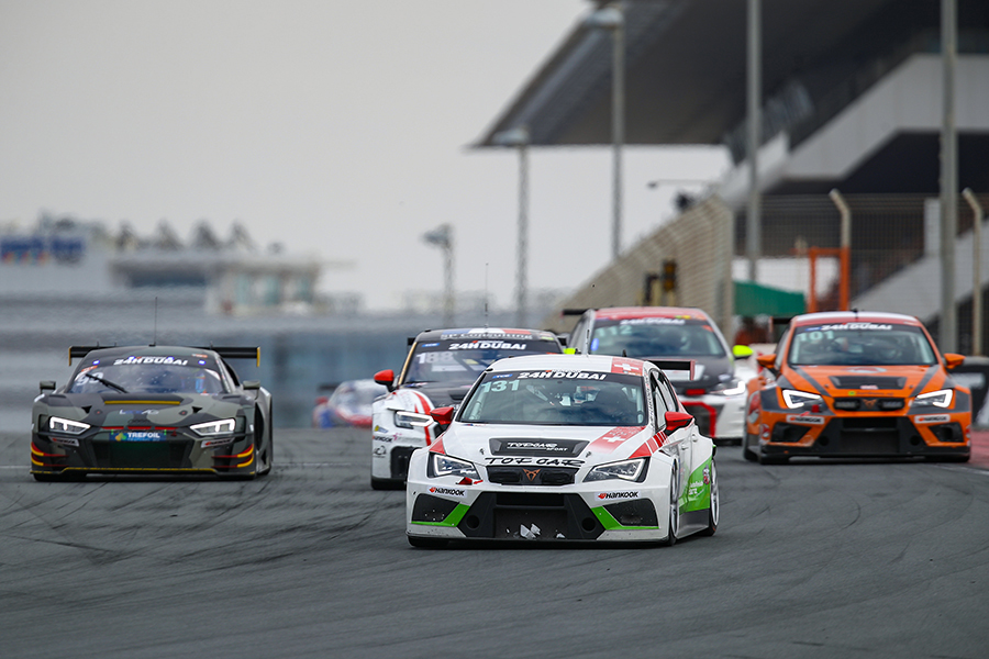 Racing resumes after 97 days with the 24H Portimão