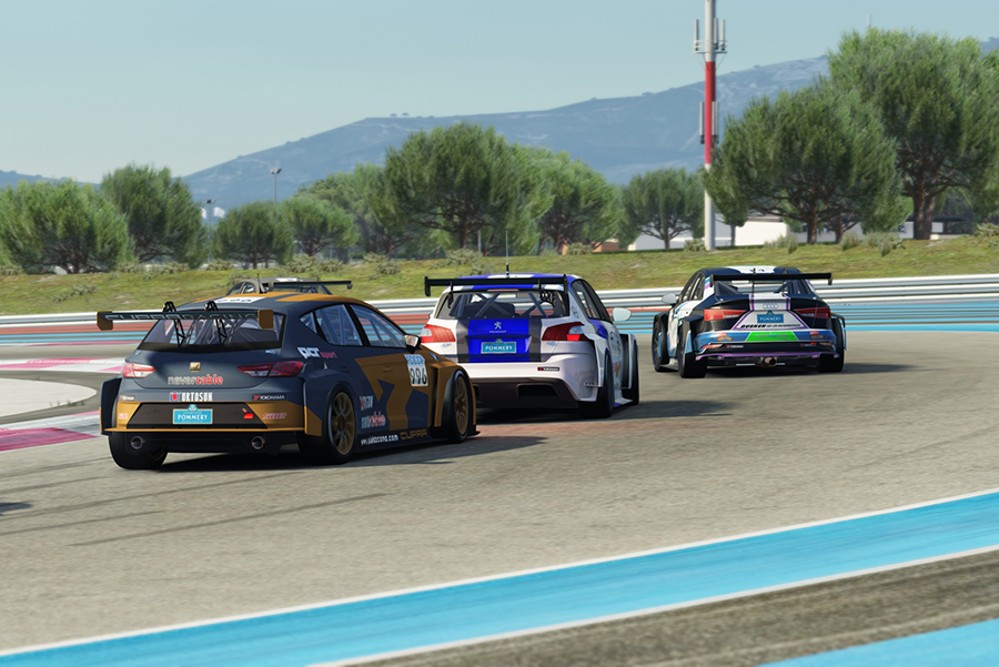 TCR Europe SIM races at Zolder have been postponed