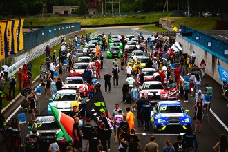 TCR Russia's opening event was further delayed