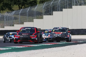 WSC fully supports the new TCR DSG Europe series