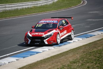 Four Hyundai cars make top-five in TCR Russia Qualifying