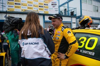 Mityaev leads a LADA 1-2 in TCR Russia's opening race