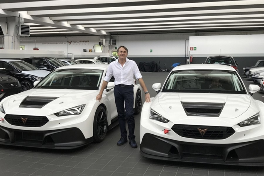 Scuderia del Girasole field new CUPRA cars in TCR Italy