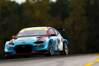 Lewis beats Maxson by half-a-car at Road Atlanta