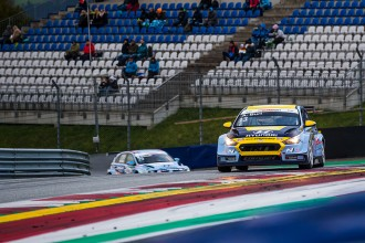 Antti Buri wins Race 2, but Proczyk stretches his points lead