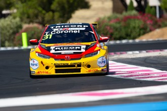 Tom Coronel rejoins TCR Europe for the final events