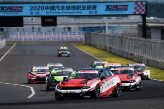 TCR China resumes at Shanghai Tianma