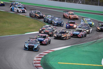 TCR Europe is back in action from today at Spa-Francorchamps