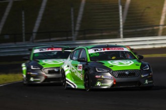 Rodolfo Ávila leads MG 1-2 in TCR China qualifying at Tianma