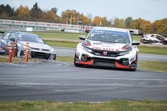 Kasper H. Jensen is crowned the first TCR Denmark champion