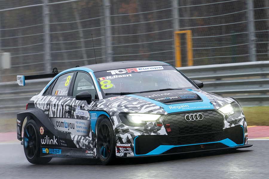 Nicolas Baert to make one-off WTCR appearance in Spain
