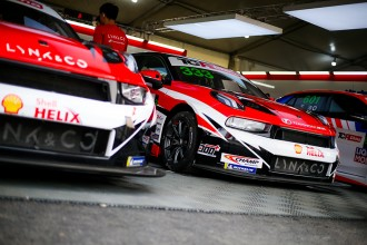 Sunny Wong joins Teamwork for TCR China finale