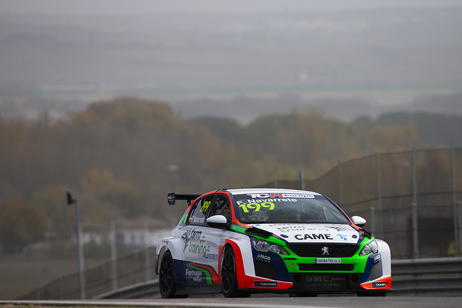 Navarrete to race in TCR Spain and TCR Europe