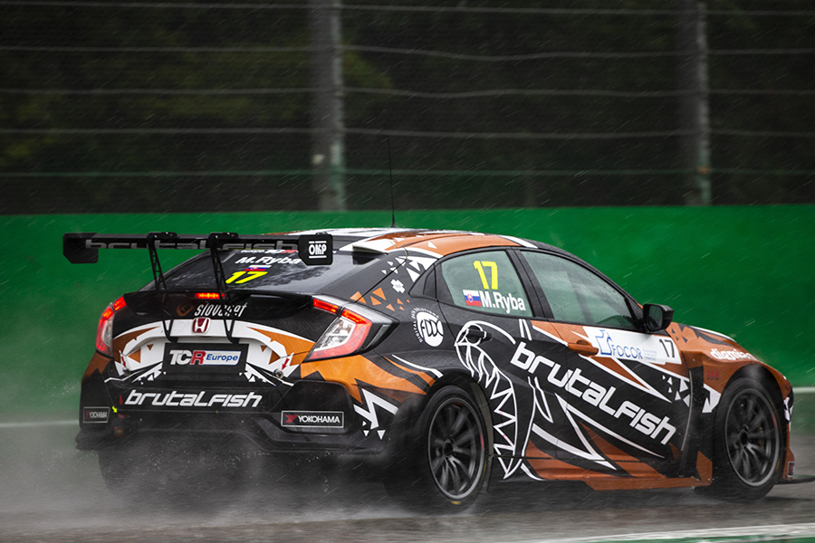 Brutal Fish to run three Honda cars in 2021 TCR Europe