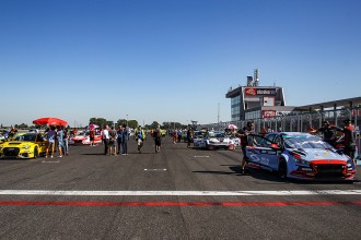TCR Eastern Europe amends the 2021 calendar