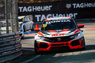 Vahtel and ALM Honda Racing to compete in TCR Italy