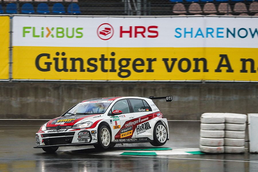 René Kircher stays with Team Oettinger in TCR Germany