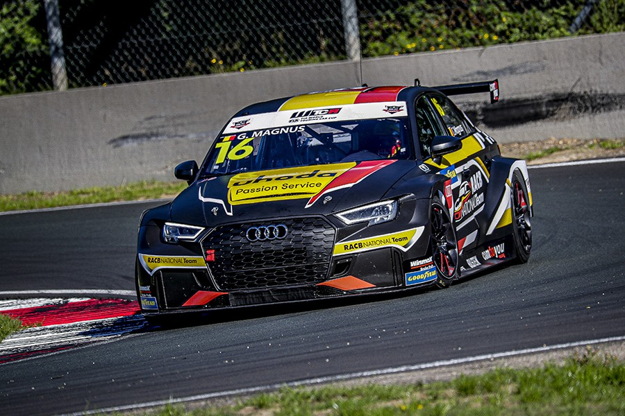 Gilles Magnus faces his second season in the WTCR