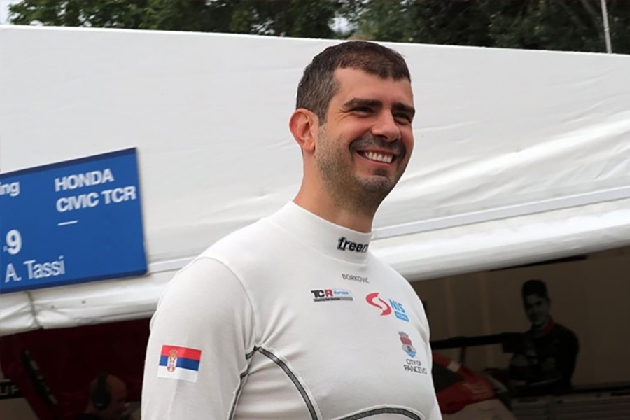 Borković returns to TCR Europe with Comtoyou Racing