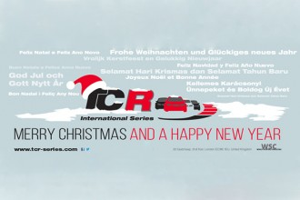 Season Greetings from TCR